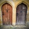 Old Doors, Sherborne, Dorset (2021)
